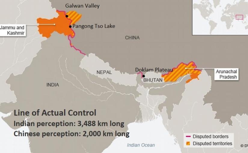 China, India