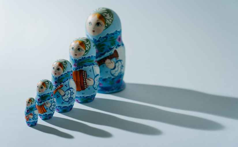 Muñecas rusas televisivas