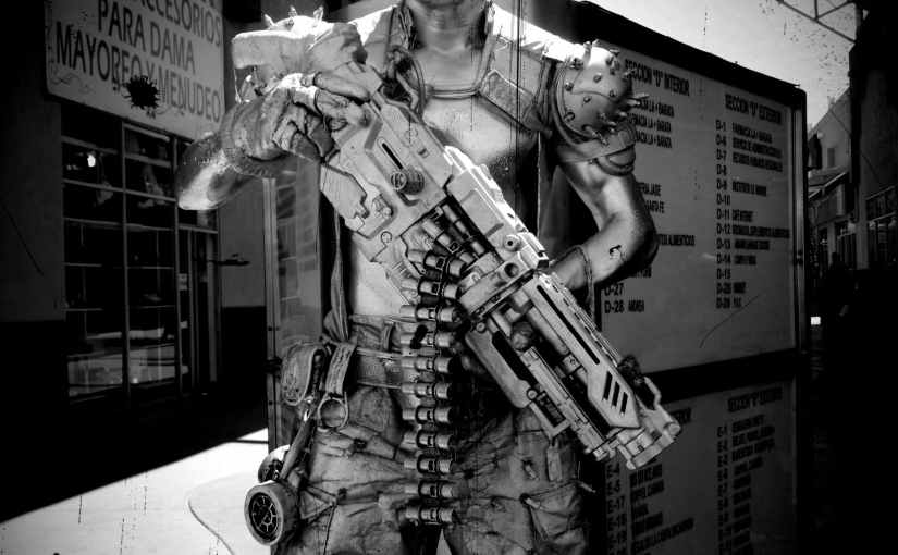El futuro de la guerra es el futuro delmundo