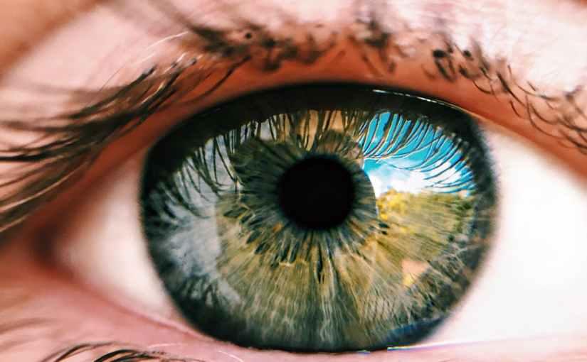 Los ojos de unmoldavo